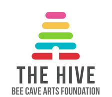 The Bee Cave Arts Foundation logo