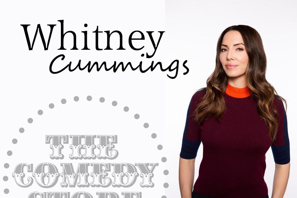 Whitney Cummings - Saturday - 7:30 & 9:45 pm Showtimes