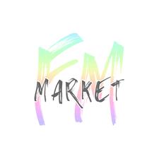FM  MARKET logo