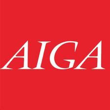 AIGA DETROIT logo