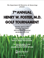 Henry W. Foster Annual Golf Tournament