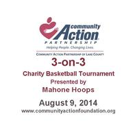 CAP of Lake County 3-on-3 Charity Basketball Tournament