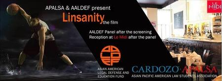Linsanity Screening, Panel, and Reception