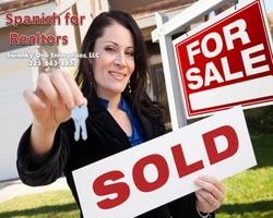 Spanish for Realtors - 10am April 5, 12, 19 & 26