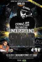 Underground Sound Showcase Featuring Joell Ortiz / Hot...
