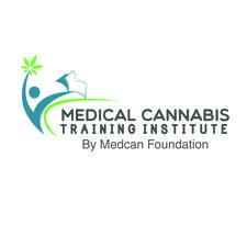 Medical Cannabis Training Institute by Medcan Foundation logo