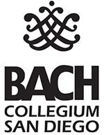 Bach Collegium San Diego logo