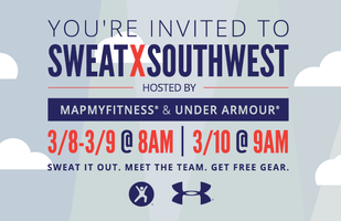 #IWILL Austin Boot Camp with Under Armour SXSW