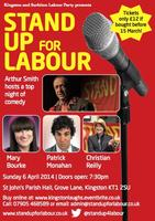 Stand up for Labour #83 - Kingston