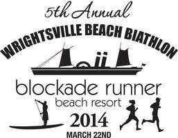 Wrightsville Beach Biathlon 2014