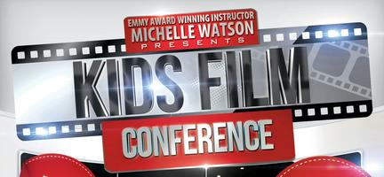 KIDS FILM CLASS WITH EMMY AWARD WINNER MICHELLE WATSON