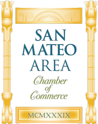San Mateo Area Chamber of Commerce logo