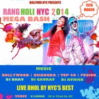 ANNUAL NYC  RANGHOLI 2014 - THE BIGGEST BOLLYWOOD...