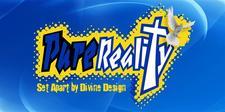 Pure Reality  logo
