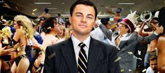 Wolf of Wall Street (Free Party)