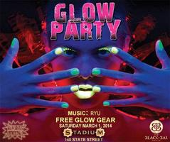 Glow Party at Stadium Faneuil Hall