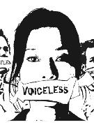 A Voice for The Voiceless:  Christian and Female...