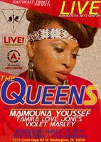 The QUEENS ft Maimouna Youssef, Tamika Love Jones &...