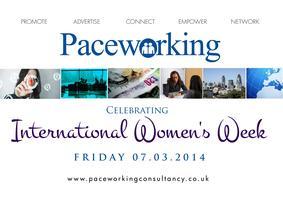 Paceworking celebrates International Women's Week 2014...