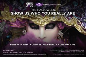 THE MASCUREAIDS BALL & Official Afterparty of New York City's 45th Annual Village Halloween Parade