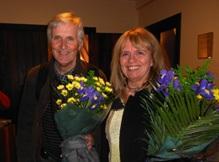 Konzert mit Selma Guðmundsdóttir (IS) und Harald...