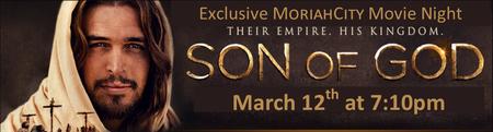 Son of God Movie Night