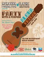 MCF's 4th Annual Party with a Purpose {ALOHA FRIDAY!}