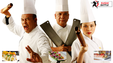 Ultimate Chef Battles Sacramento logo