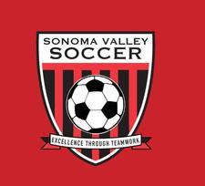Sonoma Valley Soccer Association logo