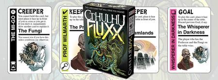 TableTop Thursdays: Cthulhu Fluxx