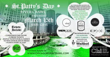 St. Paddy's Day River Crawl