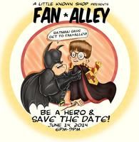 FAN * ALLEY: Comics, sci-fi, fan art and more!