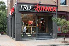 True Runner Shadyside logo