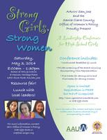 Strong Girls, Strong Women 2014 Leadership Conference