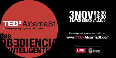 TEDxAlcarriaSt 2018