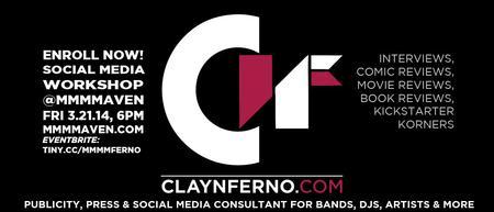 SOCIAL MEDIA WORKSHOP FOR BANDS, DJS & ARTISTS [3/21]