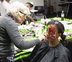 Gory Make-up, 9+