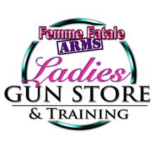 Femme Fatale ARMS and Training logo