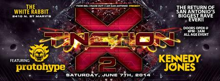 X-TINCTION 2 ( FEAT. PROTOHYPE & KENNEDY JONES)