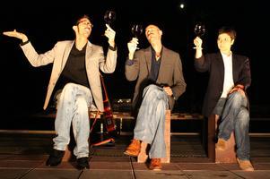 """Spettacolo teatrale Se """"in Vino Veritas""""... il Vino..."""