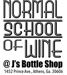 Normal School of Wine logo