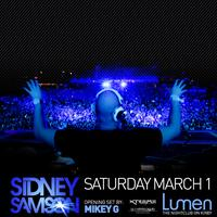 Lumen Entertainment & Xtreme Nitelife Present: Sidney...
