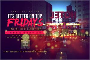 Fridays at Empire Hotel