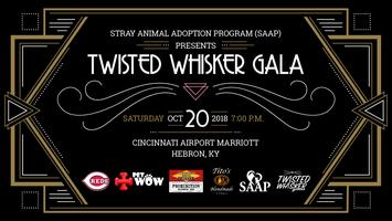Twisted Whisker Gala Tickets, Sat, Oct 20, 2018 at 7:00 PM | Eventbrite
