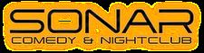 Sonar Comedy and Nightclub logo
