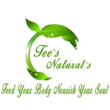 Tee's Naturals Wellness and Travel logo