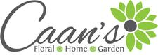 Caan Floral & Greenhouses logo