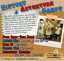 History Adventure Camp - Creative Kids