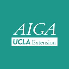 AIGA UCLA Extension logo