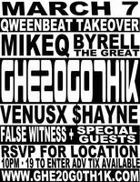 GHE20G0TH1K NYC MARCH 7TH